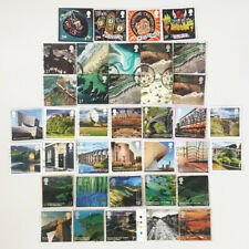 GB - UK RECENT RARE HIGH VALUE Modern Commemorative Stamps on Paper - A627
