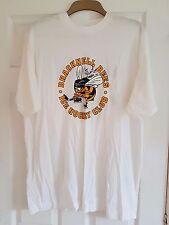 Bracknell Bees T-shirt, firmato-Chris BRANT VINTAGE Bee's! taglia XL