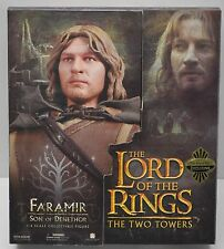 Sideshow Lord of the Rings BOROMIR Statue LOW # NIP SEALED #4/2000