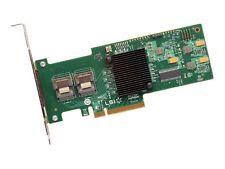 LSI LSI00200 8 Port 6Gbps MegaRAID SAS 9240-8i SGL Controller