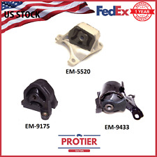 Motor & Trans. Mount Kit for 2002-2006 Acura RSX Type-S 2.0L Manual Trans.