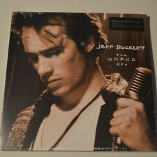 "JEFF BUCKLEY - THE GRACE EPs - 2009 EUROPE  5 X 12"" VINYL NEW AND SEALED"
