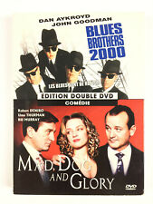 Blues brothers 2000 + mad dog and glory 2 DVD