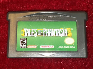 *Authentic* Nintendo GBA Gameboy Advance English RPG Game TALES OF PHANTASIA