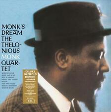 Thelonious Monk Monk's Dream Deluxe Gatefold Edition 180g Vinyl LP Album