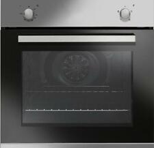 Amica 10132.3X 65L Built In Single Fan Oven Stainless Steel