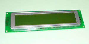 Displaytech LCD 404B 40 * 4 40x4 4004 Zeichen Character s6a006 NOS Vintage