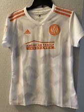 Kids Adidas Atlanta United FC Jersey Away White Size M