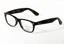 Ray Ban Eyeglasses New Wayfarer RB5184 5184 2012 Dark Havana Optical Frame 52mm