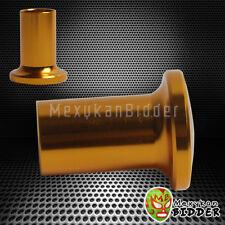 Gold Aluminum DRIFT SPIN TURN E-BRAKE KNOB FOR 240SX 180SX S14 S13 SILVIA