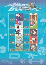 Gb 2009 - The Journey Begins - Commemorative Smilers Sheet