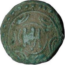 DEMETRIOS I Poliorketes Macedonian King Helmet Shield Ancient Greek Coin i37802