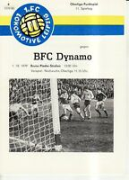 OL 79/80 1. FC Lok Leipzig - BFC Dynamo Berlin