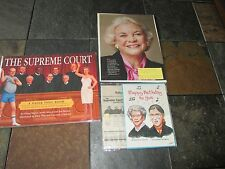 1993 Justice Scalia and Supreme Court Paperdolls, St. Martins Press