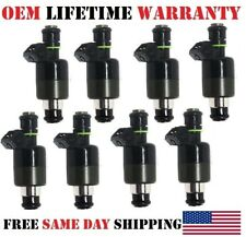 Fuel Injectors Reman 8Pc ^1996-2000 Chevy K2500 7.4L V8^ OEM Rochester #17102768