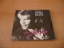 Maxi CD Matthias Reim - Verdammt ich lieb Dich - 1990 - Kulthit