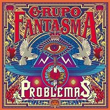 Grupo Fantasma - Problemas [New CD] Digipack Packaging