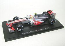 McLaren MP4-28 No.6 Sergio Perez Australien GP 2013