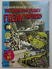 Best of Rip Off Press Fabulous Furry Freak Brothers Vol. ll 1st Press G. Shelton
