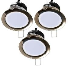 22553 Downlight Led 3 Pack 4.5W Chrome