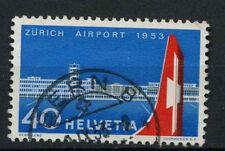 Switzerland 1953 SG#546 Zurich Airport Used Cat £15 #A69943