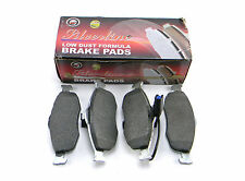 SET OF 4  NEW SILVERLINE UBP MD801 FRONT LOW DUST FORMULA DISC BRAKE PADS