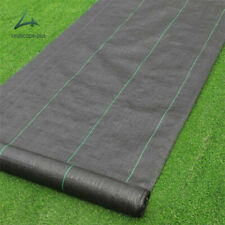 6x250Ft Heavy Duty Weed Barrier Landscape Fabric Pp Woven Earthmat Ground Cover
