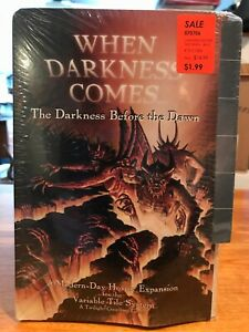 When Darkness Comes  The Darkness Before the Dawn  Twilight  TLC 1004  NEW @2002