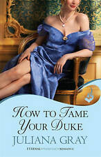How To Tame Your Duke: Princess In Hiding Book 1, New, Books, mon0000033859