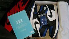 Nike Air Jordan 1 Retro High Royal Toe UK11/US12/EU46