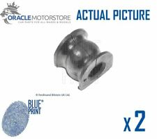 2 x NEW BLUE PRINT REAR ANTI-ROLL BAR STABILISER BUSH KIT OE QUALITY ADH280107