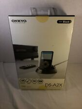 Onkyo DS-A2X iPod Dock With Remote - Cables Included