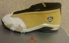 Nike® AIR JORDAN XVI 14 Low Ginger/Black-White 1999 Size US 9 100% authentic