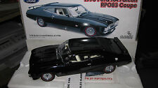 1.18 CLASSIC CARLECTABLES FORD FALCON  XA RP083 COUPE ONYX BLACK 18222  AWESOME