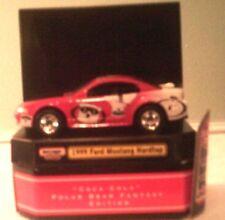 Matchbox Coca Cola Polar Bear fantasy edition 1999 Ford Mustang Hardtop