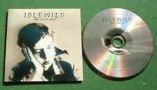 Idlewild The Remote Part inc Tell Me Ten Words / A Modern Way Of Letting Go + CD