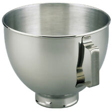 Kitchenaid K 45 Sbwh Stainless Steel 4.5 - Quart Mixing Bowl with Handle