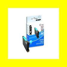 KMP e98 cartucho para Epson Stylus d68 d88 dx4200 dx4800 dx4850 sustituye a t0612 cian