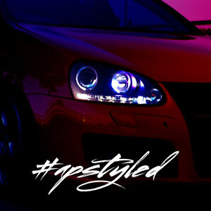 LED RGB Colour changing headlight kits, 2 year warranty all fitments available