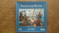 Pirates of the Whydah 1000 piece  Jigsaw By Gibsons