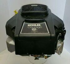 "20 HP Kohler Vertical Shaft Courage SV710-3040 1"" Shaft 15 Amp Alternator"