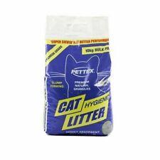 Pettex Premium Fullers Earth Cat Litter - 10kg