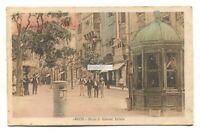Valletta - Strada S. Giovanni - old Malta postcard published by Mifsud