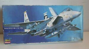 Hasegawa F-15C EAGLE Aircraft Model Kit 1:72Scale