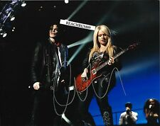 'ORIANTHI PANAGARIS' - Michael Jackson's Guitarist - autographed 8x10 photo COA