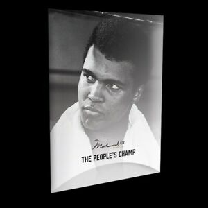 2021 Topps MUHAMMAD ALI The People's Champ 2-Card Bundle # 1 - 2