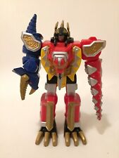 "Power Rangers Dino Thunder 2003 Bandai Thundersaurus MegaZord Figure 5.5"""