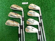 Mizuno MP-4 Forged Irons 4-P KBS Tour 130 X Extra Stiff Steel New Decades +.5""