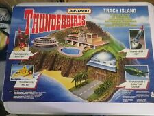 THUNDERBIRDS MATCHBOX TRACY ISLAND ELECTRONIC PLAYSET