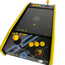 Table top / Bar top arcade machine with 60 classic retro games - Pac Man Theme
